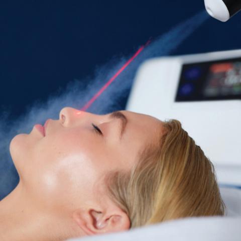 cryotherapie visage